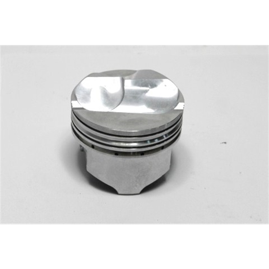 KB .388 Dome 5.7 Rod Chevy 350 Hypereutectic Piston .030, Single