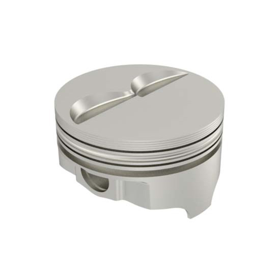 Icon Chevy 350 Forged Pistons, Flat Top, 5.7 Rod