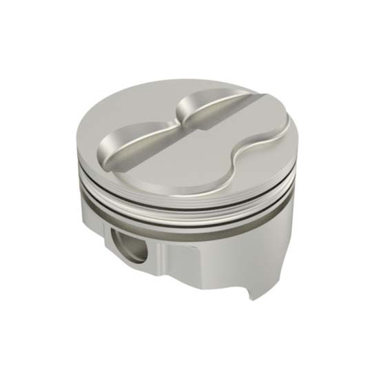 Icon Chevy 350 Forged Pistons, .163 Dome, 5.7 Rod