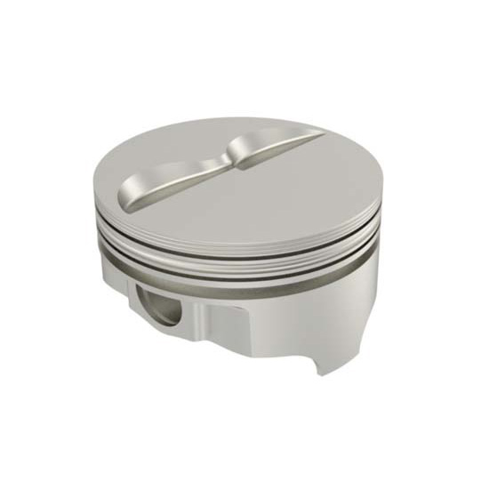 Icon Chevy 383 Forged Pistons, Flat Top, 5.7 Rod