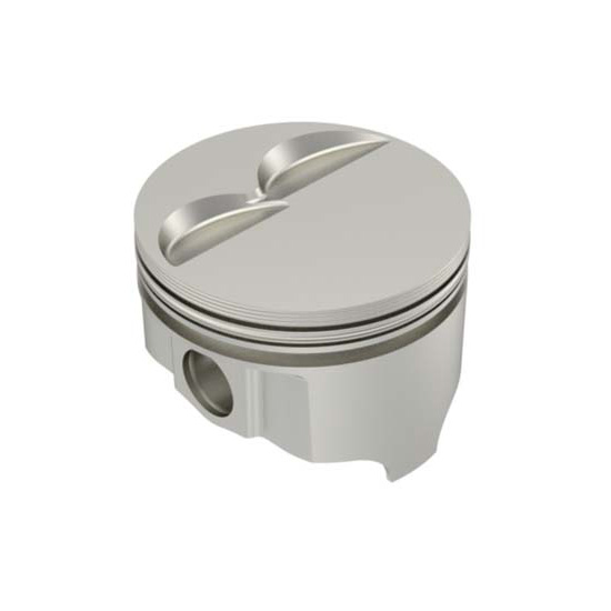 Icon Ford 351W Forged Pistons, Flat Top, 5.956 Rod