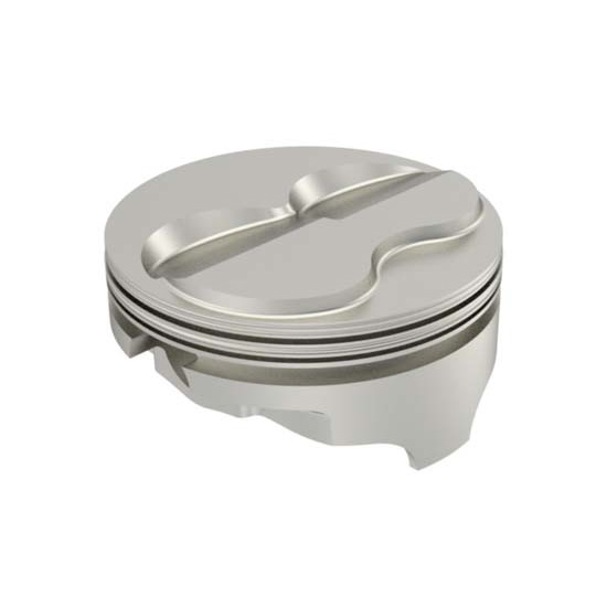 Icon Chevy 434 Forged Pistons, .180 Flat Top, 6.0 Rod