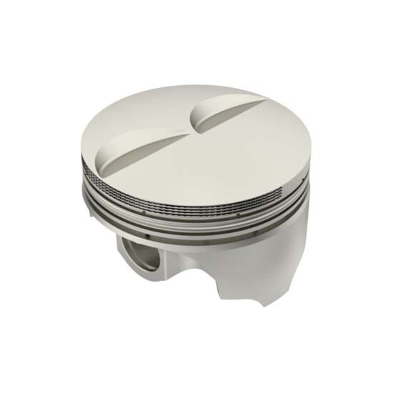 Icon Chevy 305 Forged Pistons, Flat Top, 5.7 Inch Rod
