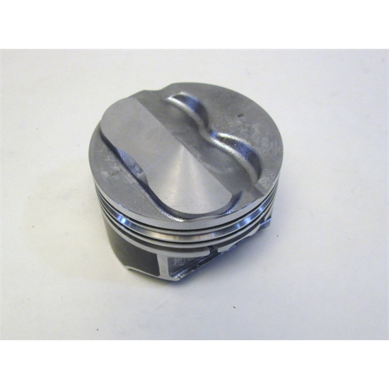 KB Claimer Chevy 350 Hypereutectic Piston, .150 Dome, 5.7 Rod