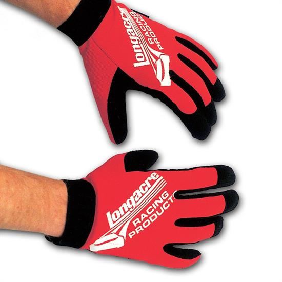 Longacre 52-11208 Breathable Pit Gloves, Pair, Large