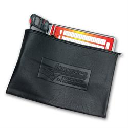 Longacre 22390 Clipboard/Watch Padded Storage Pouch