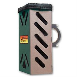 Longacre 22563 Radio Box, Clamp On, For 1-1/2 Inch Roll Bar