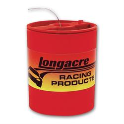 Longacre 22599 Safety Wire, 1LB Roll, 362 FT, .032 Stainless Steel