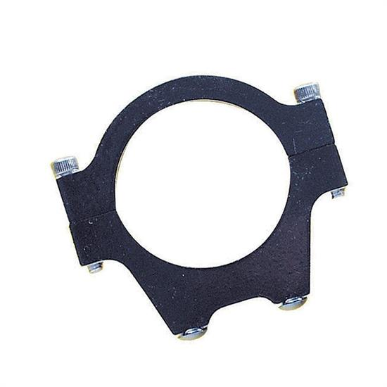 Longacre 52-22757 Short Universal ClampOn Bracket, 1-1/2 Roll Bar