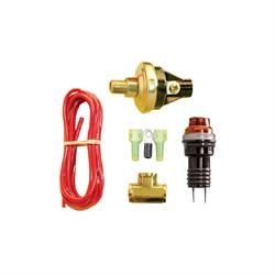 Longacre® 52-40150 Gagelites Warning Light Kit, 230, 1/2 NPT