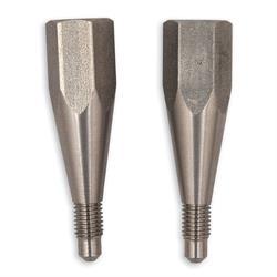 Longacre 44151 Quick Check Brake Pressure Gauge Adapters, 1/4-28
