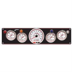 Longacre 44445 4 Gauge Sportsman w. AccuTech SMi Tach - OP,WT,OT,FP