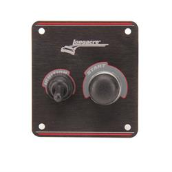 Longacre 44861 Starter/Ignition Panel with Weatherproof Switch Covers