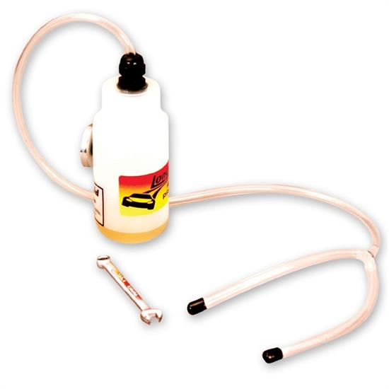 Longacre 52-45200 Brake Fluid Bleed Bottle Kit