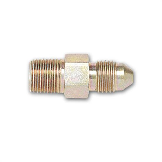 Longacre 45240 1/8 in. NPT to #4 AN straight