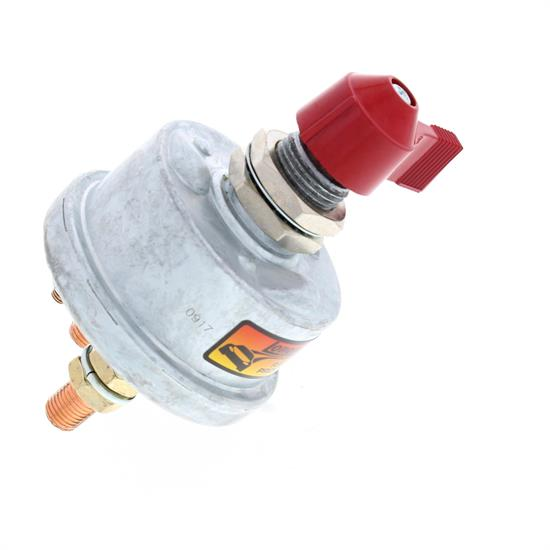 Longacre 52-45780 Battery Disconnect Switch - 4 Terminal
