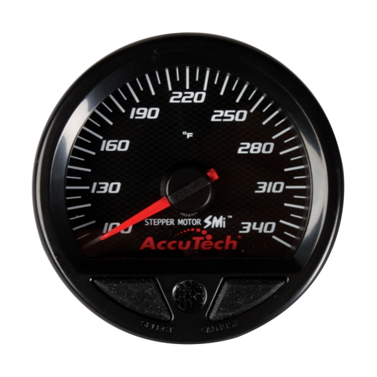 Longacre 46553 Stepper Motor Racing Gauge, Oil Temp