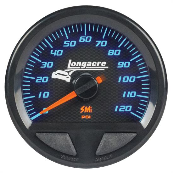 Longacre® 52-46741 SMi  Elite Waterproof Oil Pressure Gauge