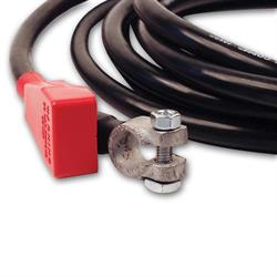 Longacre® 52-48000 Rear Battery cable kit - 10 ft. #2 cable