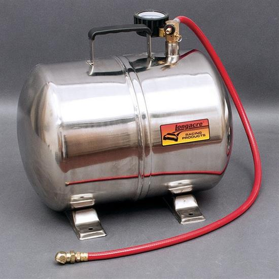 Longacre 50305 5 Gallon Standard Lightweight Air Tank Only