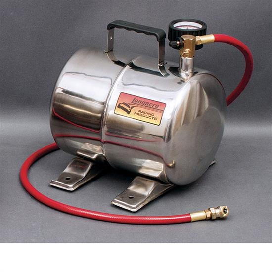 Longacre 52-50308 2 Gallon Mini Lightweight Air Tank Only