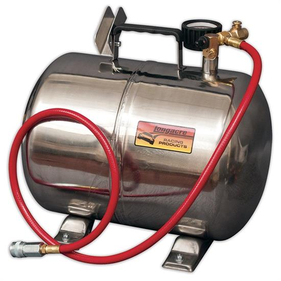 Longacre 52-50316 5 Gallon Deluxe Lightweight Air Tank Only