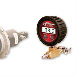 Longacre 50483 Digital Shock Inflation Pressure Gauge