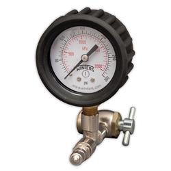 Longacre 50493 Basic Shock Inflation Pressure Gauge
