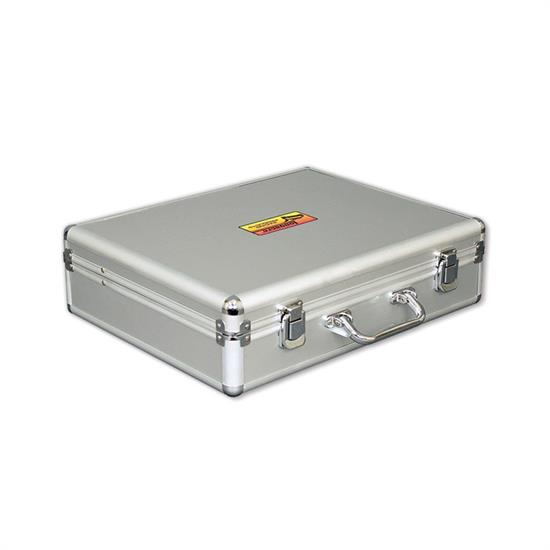 Longacre 50515 Lined Hard Case 14 3/8 in. x 11 in. x 3 1/2 in.
