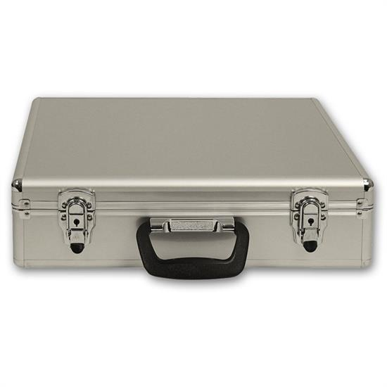 Longacre 50522 Lined Hard Case 16 3/4 in. x 13 1/2 in. x 4 in.