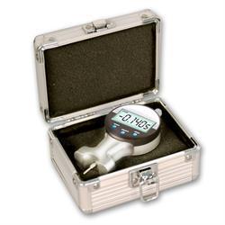 Longacre 50565 Digital Tread Depth Gauge with Silver Case