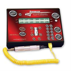 Longacre 50690 Deluxe Memory Tire Pyrometer - Def.F
