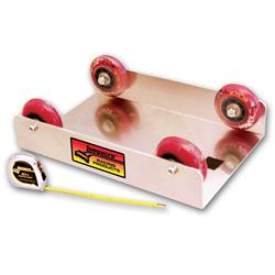 Longacre 50853 Tire Roller with Tape