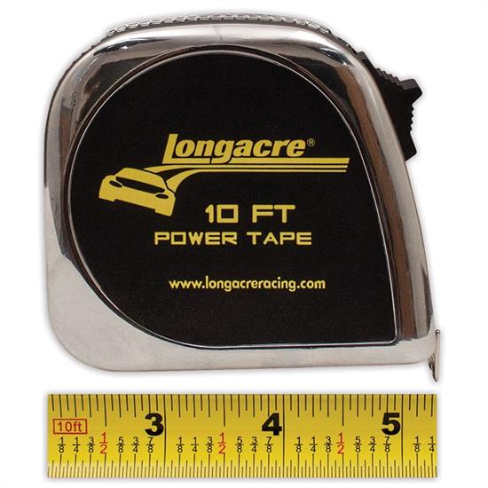 Longacre 50875 Tape Measure 3/4 in. x 10 ft.