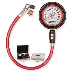 Longacre 52001 Magnum 3 1/2 GID Tire Gauge 0-60 by 1/2 lb