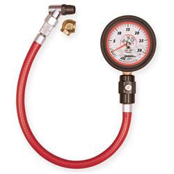 Longacre 52023 Tire Pressure Gauge, 2-1/2 Inch, 0-30 PSI