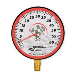 Longacre 52081 Magnum 3 1/2 TPG Head Only 0-60 psi