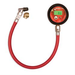 Longacre 53003 Semi Pro Digital Tire Pressure Gauge 0-60 psi