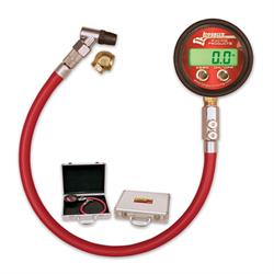Longacre 53010 Pro Digital Tire Pressure Gauge 0-25 psi
