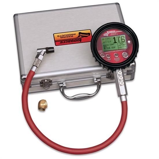 Longacre 52-53011 Ultimate Digital Tire Pressure Gauge 0-25 psi