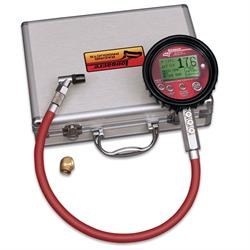 Longacre 53011 Ultimate Digital Tire Pressure Gauge 0-25 psi