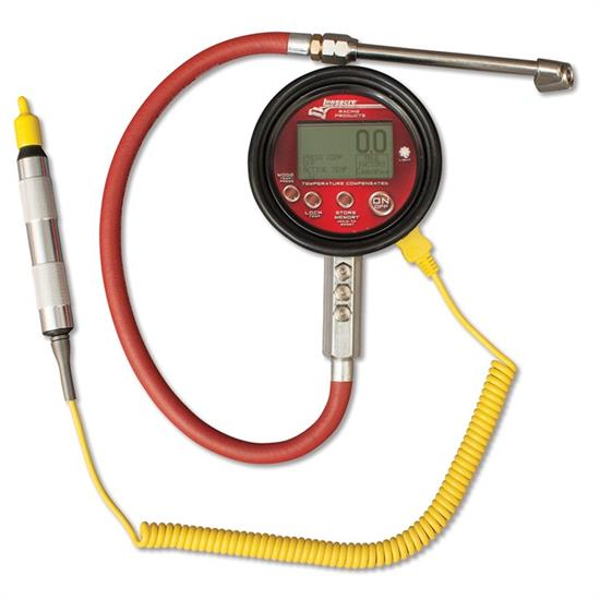 Longacre 52-53030 Temp Compensated Tire Pressure Gauge