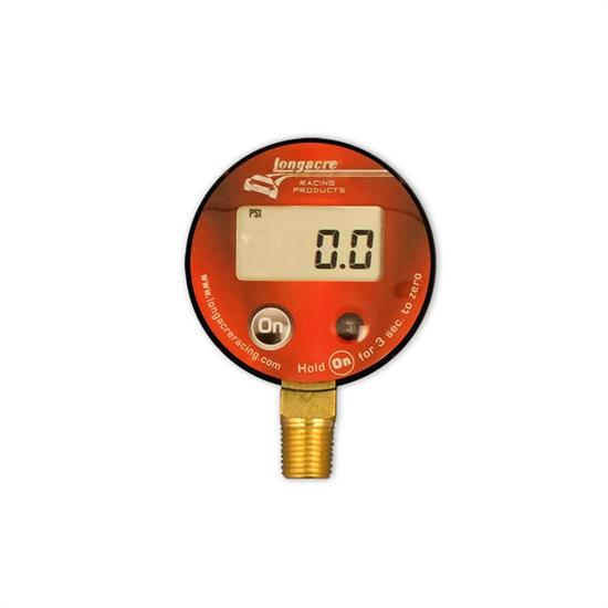 Longacre 52-53082 Basic Digital TPG Head Only 0-60 psi