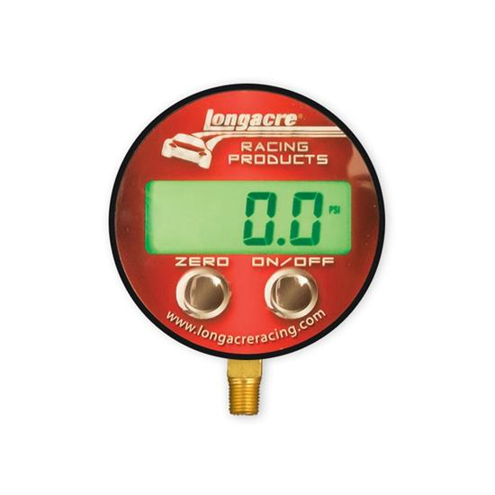 Longacre 53083 Pro Digital TPG Head Only 0-25 psi