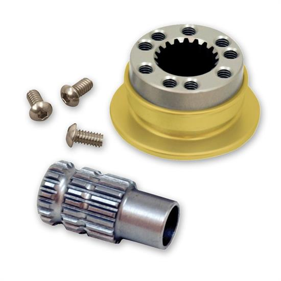 Longacre 56610 SFI Precision Fit Splined Hub Quick Disconnect - 5mm