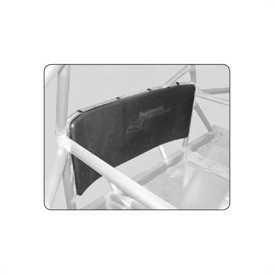 Longacre 52-65130 Black Door Bar Padding