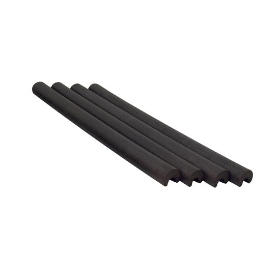Longacre® 52-65135 Roll Bar Padding Kit - Black
