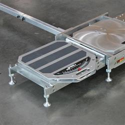Longacre® 52-72856 Modular Roll-off Platforms for Turnplates