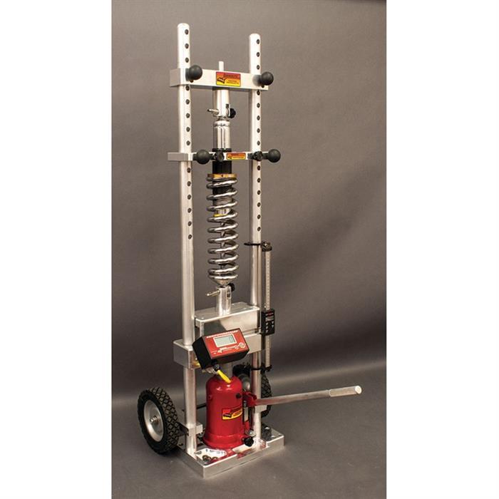 5000 LB capacity SPRING TESTER RACE CAR SCALE