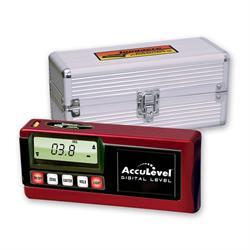 Longacre 78291 Digital Caster / Camber Gauge w AccuLevel - No Adapter